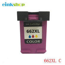 einkshop 662xl Compatible Color Ink Cartridge Replacement For hp 662 xl Deskjet 1015 1515 2515 2545 2645 3545 4510 4515 Printer
