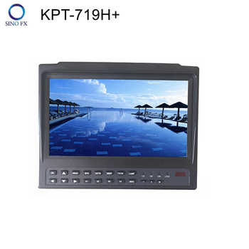 7inch LCD screen KPT-719H+ AHD DVB-S2 satellite finder 1080p satfinder meter & Monitor with AHD/HDIM/AV input - DISCOUNT ITEM  3 OFF Consumer Electronics