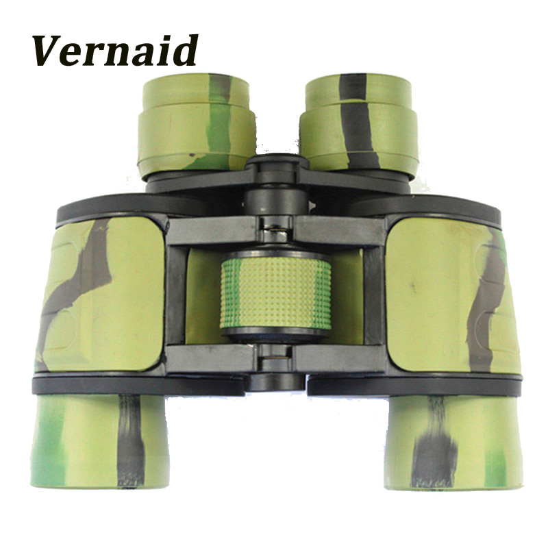 8X40 folding binoculars telescope HD wide-angle zoom Portable LLL night vision infrared binocular for outdoor hunting daxgd 60x60 binoculars folding wide angle binoculars with low light night vision high definition waterproof zoom long range tele