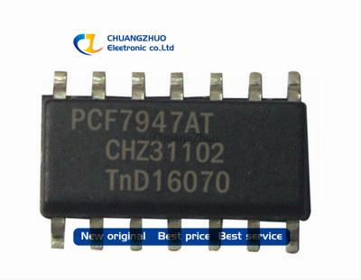 10pcs/lot PCF7947AT PCF7947 7947 Chip 100% Good Quality  SOP14 1PCS