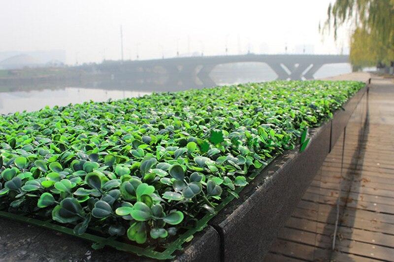 Siepi Da Giardino Finte : Artificiale siepi da giardino piante pz cm piante finte