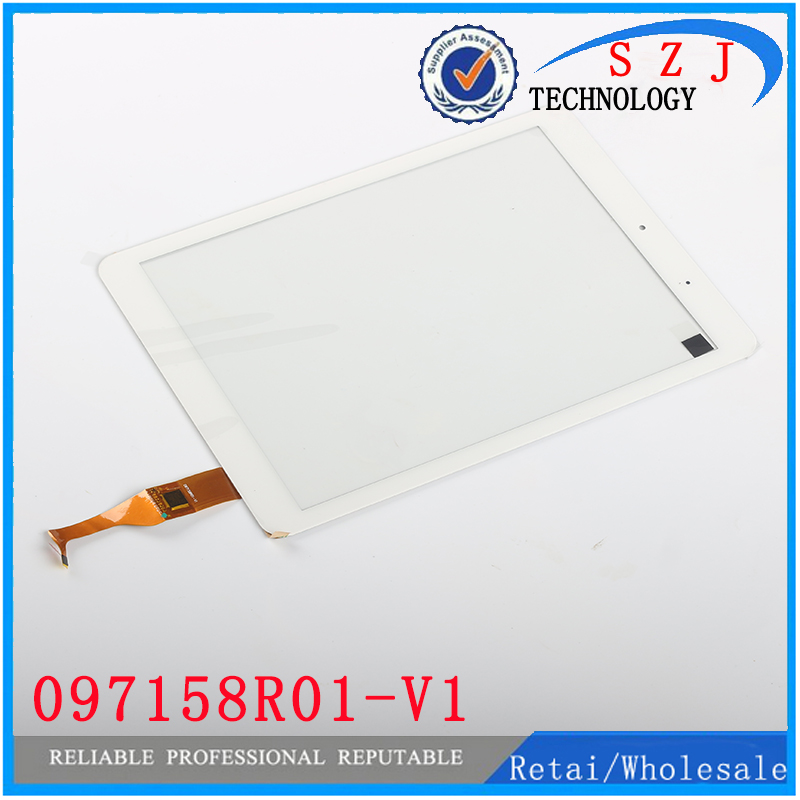 Original 9.7 inch case 097158R01-V1 For cube i6 Tablet Touch Screen Panel glass Digitizer Sensor Replacement Free Shipping 8 inch touch screen for prestigio multipad wize 3408 4g panel digitizer multipad wize 3408 4g sensor replacement