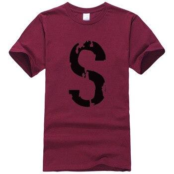 Jugheads S T-Shirt Jughead Casual Fashion Men Riverdale T Shirts Summer Cotton Short Sleeve Printed Tops Tees T235