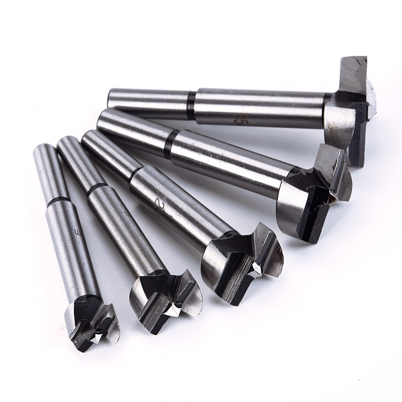 15-35mm Free Shippin Forstner Auger Drill Bit Set Round Shank Wood Tools Forstner Tips Hinge Boring Woodworking Hole Saw Cutter 38mm 100mm diameter hinge boring bit woodworking silver tone round shank wood drilling forstner carbide tip cutting wood tool