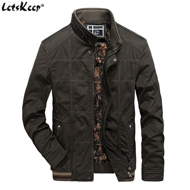 Aliexpress.com : Buy LetsKeep Tactical Military jacket men winter ...