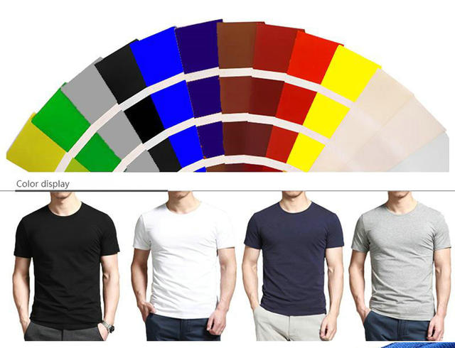 Loose Cotton T-shirts For Men Cool Tops T Shirts Men's Super Smash Bros Ink Splatter Fitted Tee 1