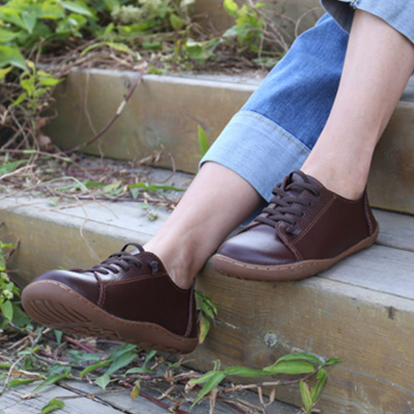 2019 Women flat shoes casual barefoot shoes Ladies coco brown Flats Woman Moccasins Female Footwear shoes sapato feminino