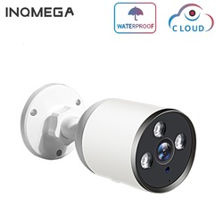 INQMEGA chmura Wifi zewnętrzna kamera IP 4MP 1080P wodoodporna IP66 bezprzewodowa kamera monitoringu cctv ONVIF P2P Bullet ONVIF|Kamery nadzoru|   -