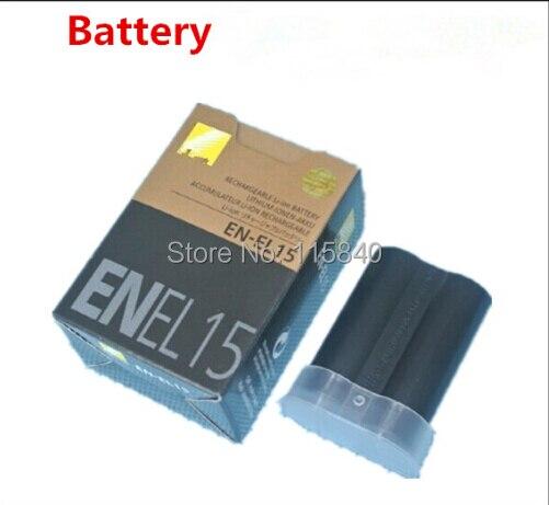 Цифровые Батареи EN EL15 EN-EL15 ENEL15 аккумулятор Для Nikon D600 D610 D810 D7000 D7100 D800 D800E D600E d750 V1 MH-25