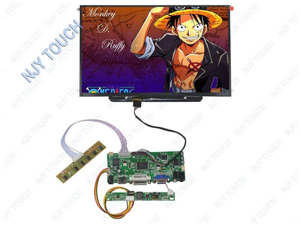 Nouvelle carte contrôleur Audio HDMI DVI VGA Plus panneau 13.3