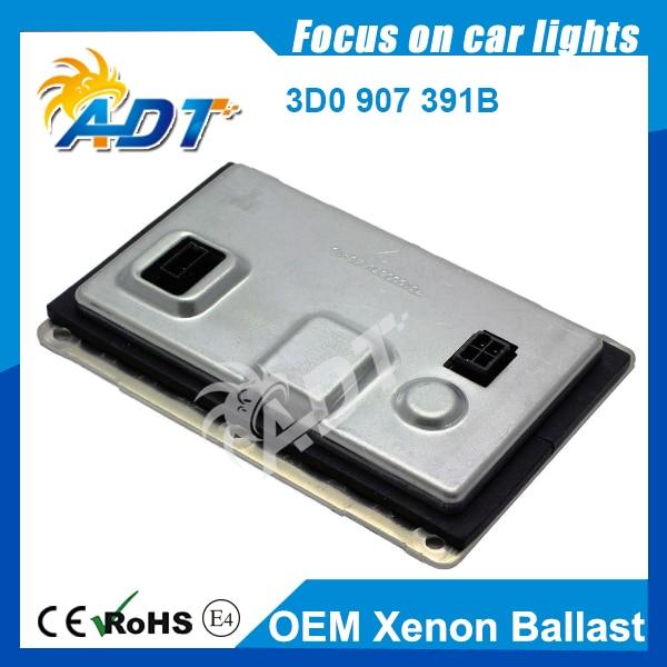 for Audi B6 A4 2002-2005 (with Bi-Xenon) Xenon Headlight D1S D3S OEM HID Ballast Ignitor 3D0 907 391B руководящий насос range rover land rover 4 0 4 6 1999 2002 p38 oem qvb000050