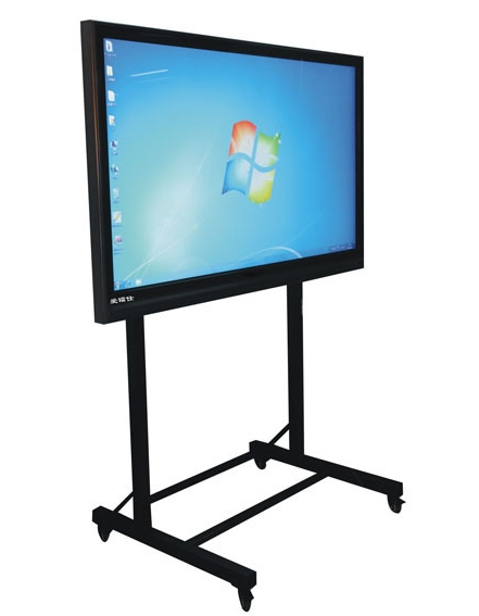 Led  Lcd Tft Hd Cctv Monitor Display PC,i3, I5 , I7 70 Inch All In One Pc Wall Mounted Touch Screen Teaching Kiosk