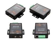 HF5111B シリアルデバイスサーバ RS232/RS485/RS422 シリアルイーサネット送料 RTOS シリアルサーバ F22498