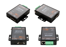 HF5111B Serial Device Server RS232/RS485/RS422 Serial to Ethernet Free RTOS Serial Server F22498