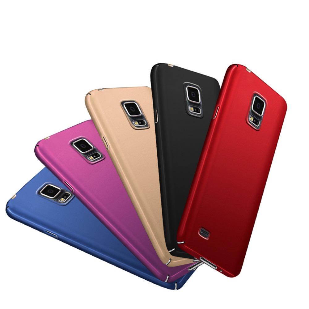 online retailer 18b0c 6dd63 For Samsung Galaxy S5 I9600 s7 s6 edge s8 Phone Case SM-G900 Capa Hard  Protector For Samsung S5 G900F Back Cover Fundas Luxury