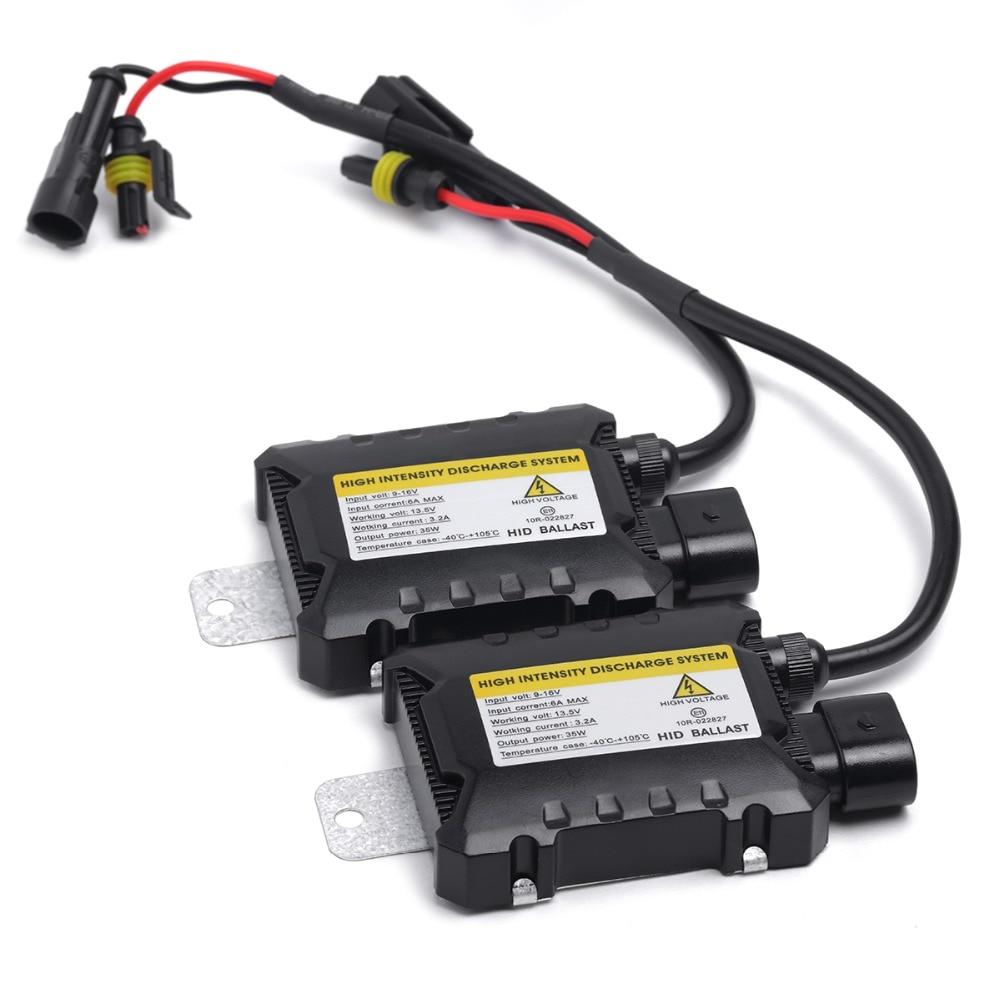 10 set 12 V sumber cahaya mobil H7 H4 H1 H3 H8 H9 H10 H11 H13 880 881 - Lampu mobil - Foto 3