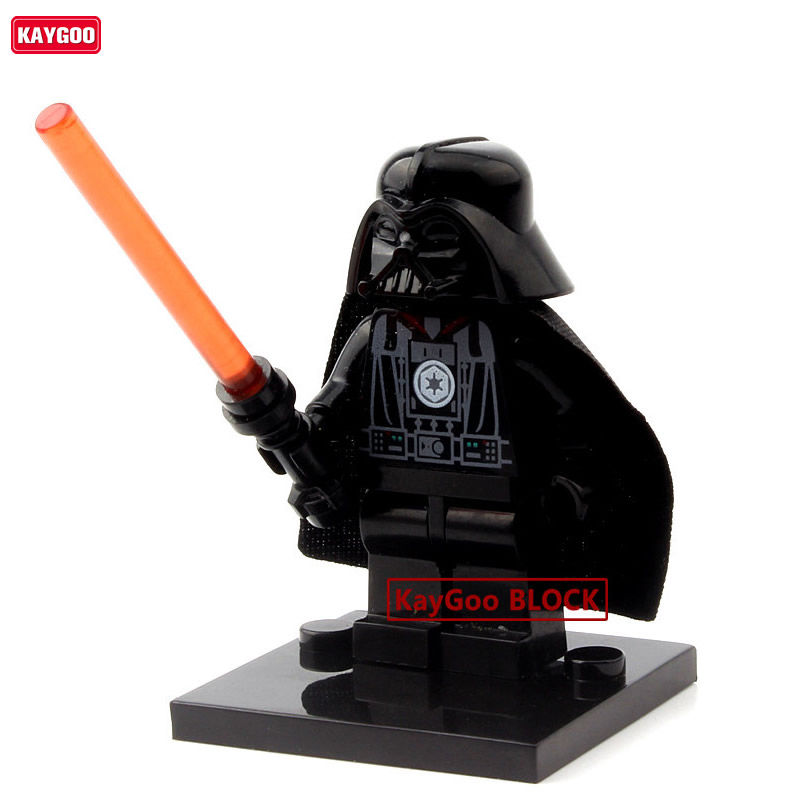 Kaygoo Star Series Space War Darth Vader Revan With A Red