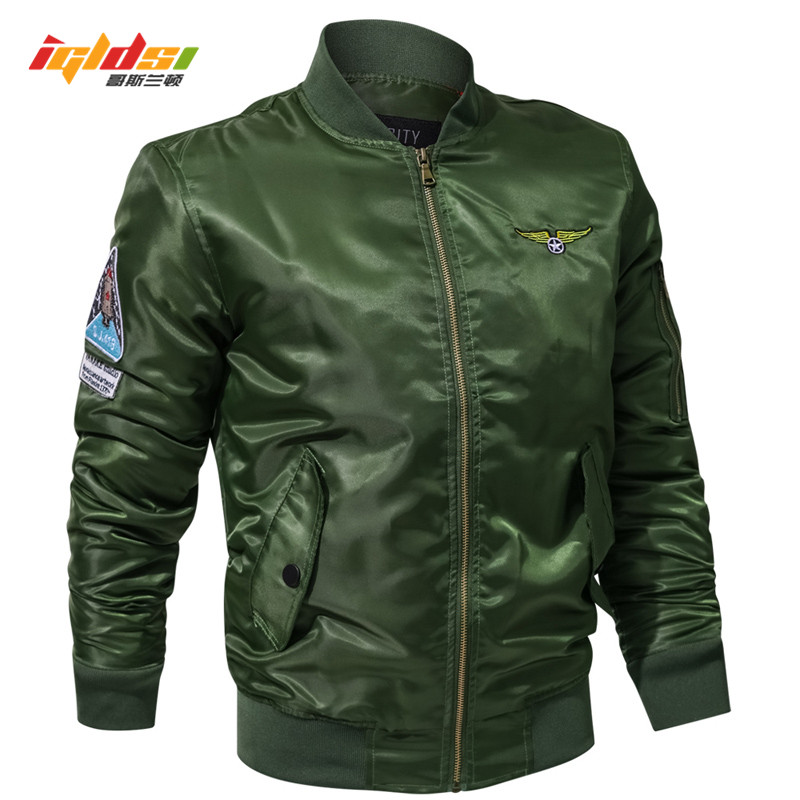 airline pilot jacket aviation clothing brand