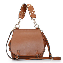 New Arrival Women Bag Genuine Leather Handbags Female 2017 Luxury Brand Women Messenger Bags Crossbody Real