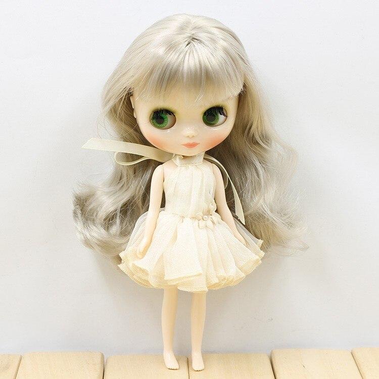 Middie Blythe Doll Colorful Elegant Dresses 2