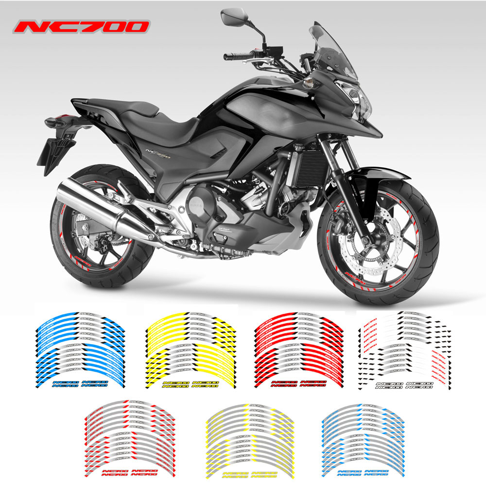 Motorcycle Accessories & Parts Cheap Sale Motorcycle Sticker Moto Gp Body Model Sticker Helmet Wind Sticker Personality Fuel Tank Sticker For Honda Nc700 X Nc 700 Nc700x