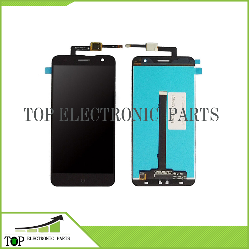 Para zte blade v7 lcd asamblea display + touch screen panel reemplazo pantalla p