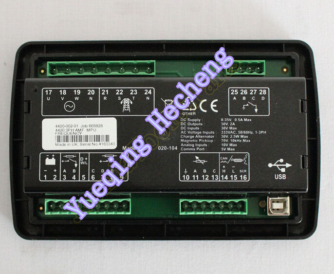 Free shipping Brand New Original DSE4420 Control Module MPU Controller colorfly g718 7 ips octa core android 4 2 wcdma 3g tablet pc w 1gb ram 16gb rom wi fi bluetooth