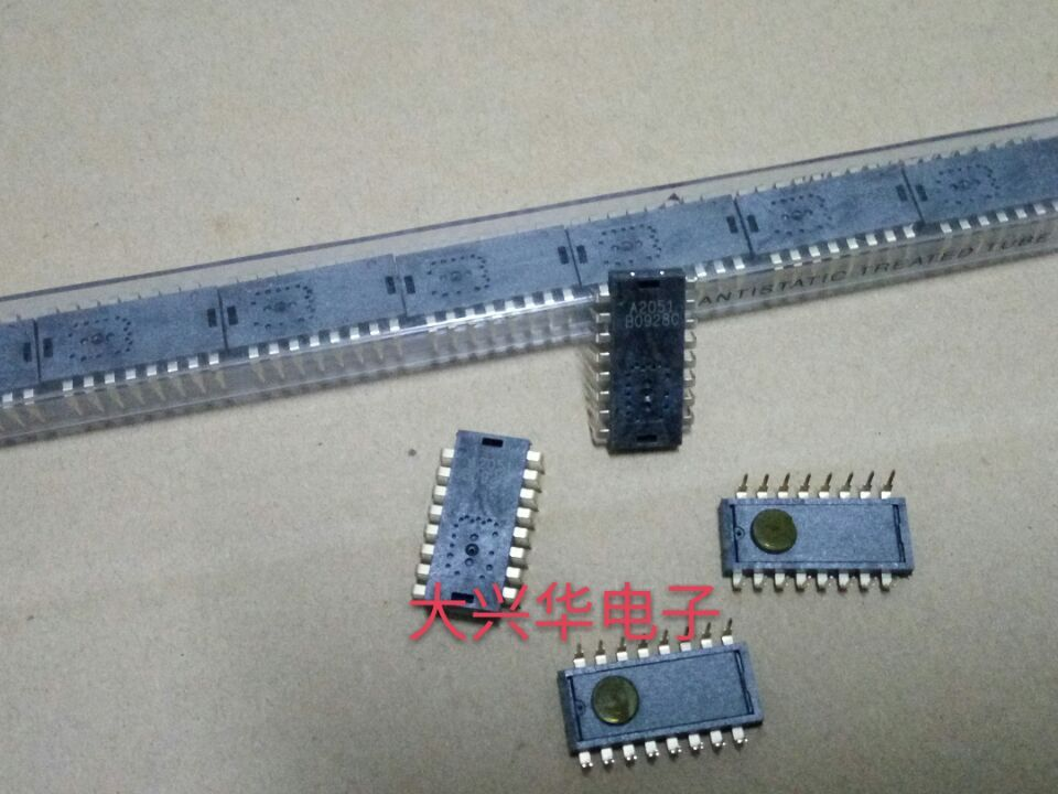 100% NEW ADNS-2051 ADNS2051 A2051 Solid-State Optical Mouse Sensor