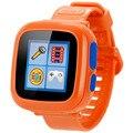 Turnmeon kid smart watch brinquedo dez jogos engraçados para crianças menino Presente de Aniversário da menina Bebê Inteligente Relógio relógio de Pulso OK520 PK W2 Q50 Q70