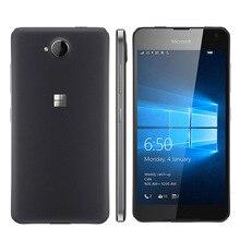 Original New Nokia Microsoft lumia 650 Rm-1152 EU version 4G Mobile Phone 5.0