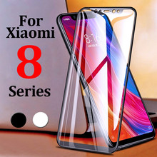 tempered glass for xiaomi mi 8 lite screen protector on xiomi mi8 se pro armor the xaomi 8se 8lite 8pro display xiami life xiaom(China)