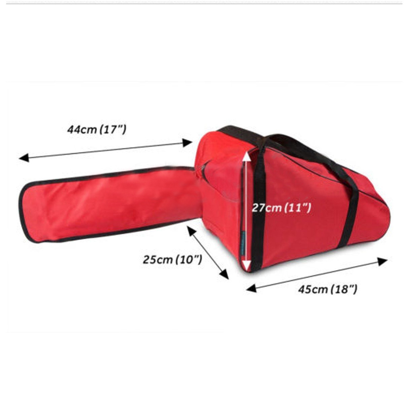 12'' 14'' 16'' Chainsaw Carrying Bag Case Protective Holdall Holder Box for Carry Storage Chainsaw Bags 28 in 1 game memory card case holder storage box for nintendo 3ds xl