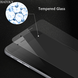 Image 4 - sFor Samsung Galaxy J7 Neo Glass Ultra Thin Protective Film HD Screen Protector for Samsung J7 Neo Tempered Glass for J7 Neo ^