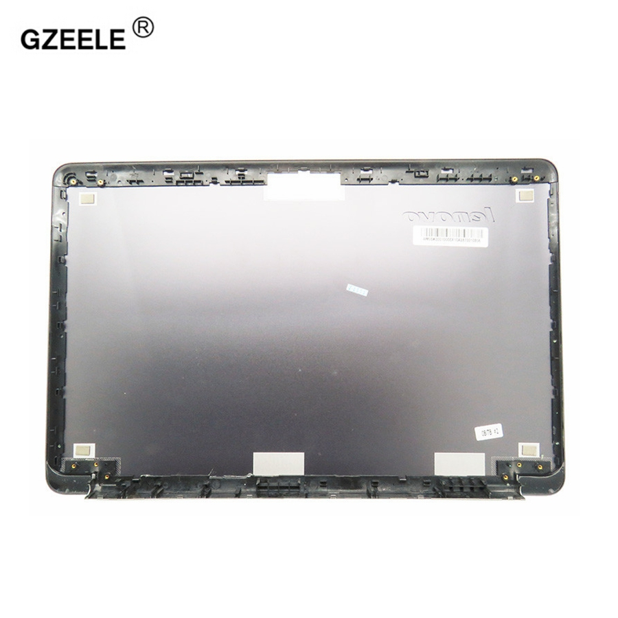 GZEELE NEW Laptop For Lenovo IdeaPad U510 LCD TOP Back shell/Palmrest Upper/Bottom base Case Cover lower case new case cover for lenovo g500s g505s laptop bottom case base cover ap0yb000h00