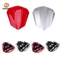 POSSBAY Motorcycle Rear Pillion Seat Cowl Fairing Cover for Yamaha YZF R6 2006 2007 Motorbike Accessories Seats Cover