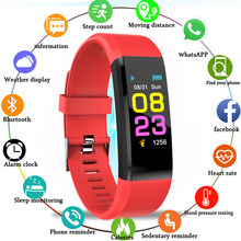 GEJIAN Fitness Smart Watch Men Women Pedometer Heart Rate Monitor Waterproof IP67 Running Sport Watch For Android IOS(China)