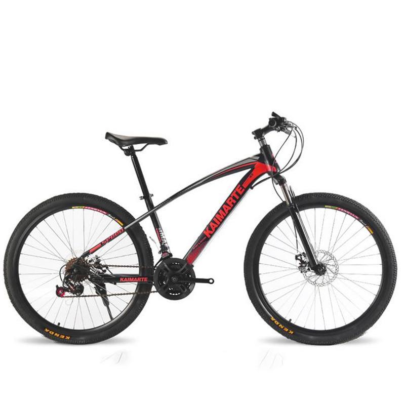 Bicycles Mountain Bike 26-inch Damping Disc Brake Wheel Damping Mountain Bike