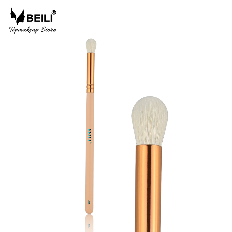 BEILI 225 Pink Single Eye Shadow Blender Contour Makeup Brushes