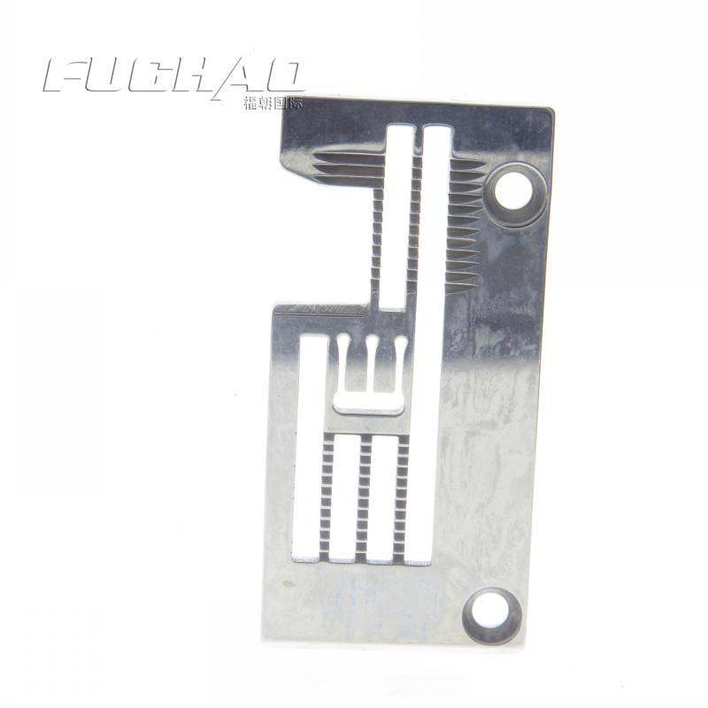 Industrial Overlock Machine Needle Plate Will Fit Yamato Machine Part No 2108005