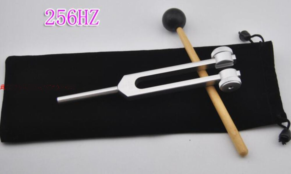 Frequency 256Hz nervous system testing tuning fork hearing test tuning fork Aluminum-magnesium alloy frequency 256Hz tp760 765 hz d7 0 1221a
