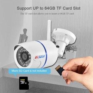 Image 4 - Besder 1080P 960P 720P Wifi Ip Camera Outdoor Draadloze Surveillance Security Camera Onvif P2P Cctv Camera Tf card Slot Camhi App