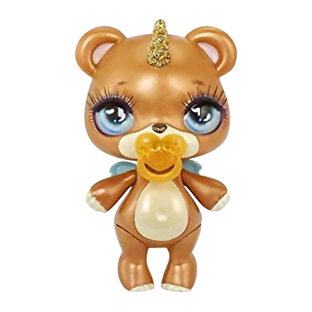 Новые игрушки для кукол слизи, мягкие игрушки для Poopsie Slime Surprise, единорог, сжатие антистресс, мягкие подарки для детей