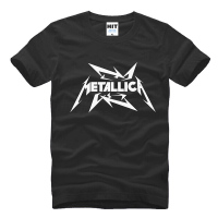 Metallica Hard Metal Rock Band Men S T Shirt T Shirt For Men 2017 New Short