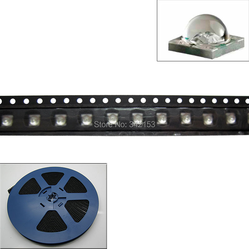 Cree Xlamp Xr-C Serie SMD Weiß 10000K Led 90°