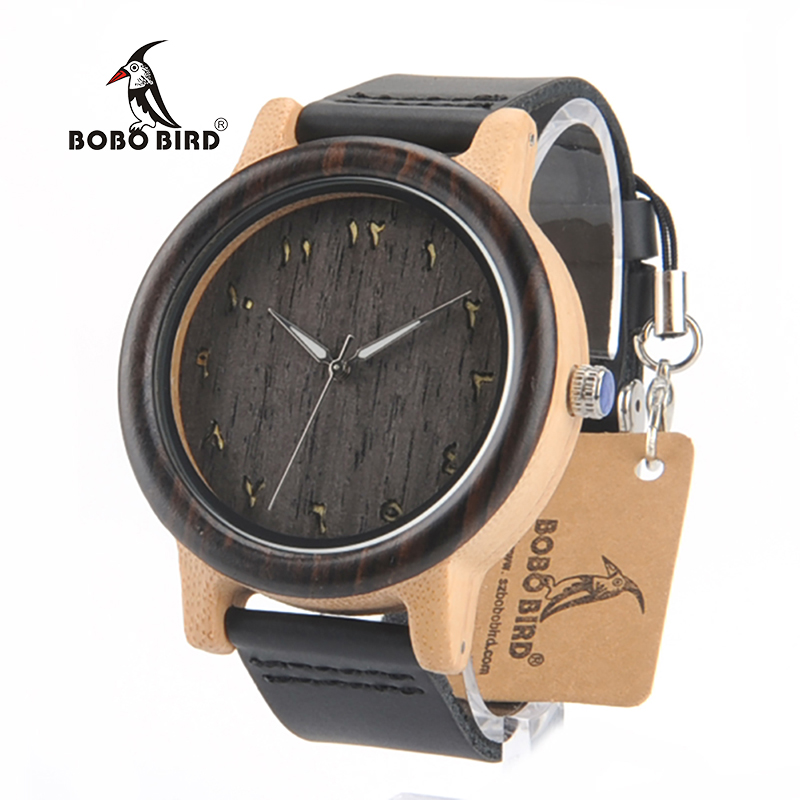 for watches wooden bobo watch wood product luxury men bobobird steel bird stainless stylish image products