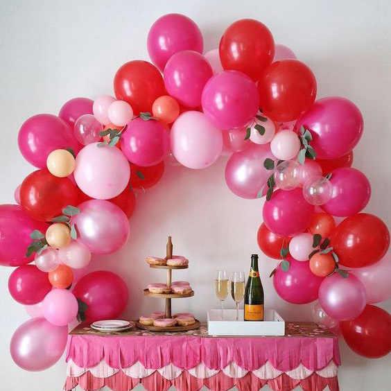 מסיבת יום הולדת בלוני Stand בלון טור מחזיק פלסטיק בלון מקל יום הולדת קישוטים למסיבת ילדים למבוגרים חתונת Baloon