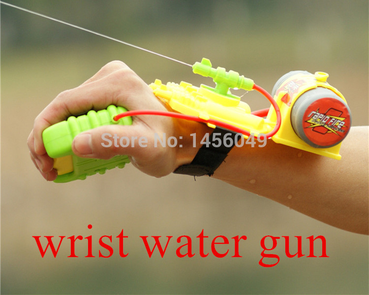 Big Wrist Water Gun 5M Shooting Distance Plastic Children Best Outdoor Toy  Summer Sports Swimming Good Toys Free Shipping-in Toy Guns from Toys &  Hobbies on ...
