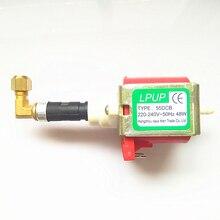Stage Smoke Machine Pump Model 55DCB Voltage 220-240V-50Hz Power 48W цена и фото