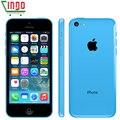 Оригинальный Разблокирована Apple iPhone 5C Мобильного Телефона 16 ГБ rom iphone 5C 8mp камера GSM/WCDMA iphone5c Лучшее Качество Бесплатная доставка