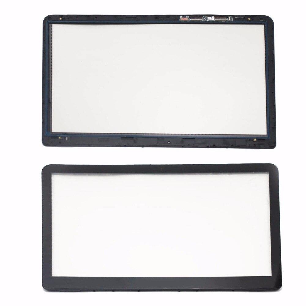 все цены на  For HP Pavilion x360 15-bk Series 15-bk056sa 15-bk076nr 15-bk010nr 15-bk117cl 15-bk027cl Touch Screen Digitizer Glass with Bezel  онлайн